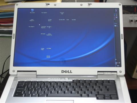 Iconic desktop