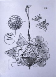sketch_taraxacum_lamp