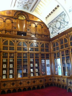 Shakespeare Memorial Room - Birmingham Central Library
