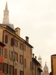 Modena's towers