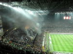 Inter in the fog
