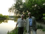 With David Ost on the Vistula