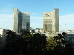 Bibliothèque Nationale de France François Mitterrand
