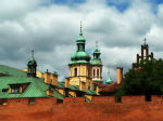 Warsaw roofs