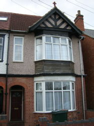 14 Radcliffe Road a Coventry : notre maison !
