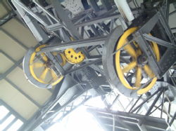 cable car wheels