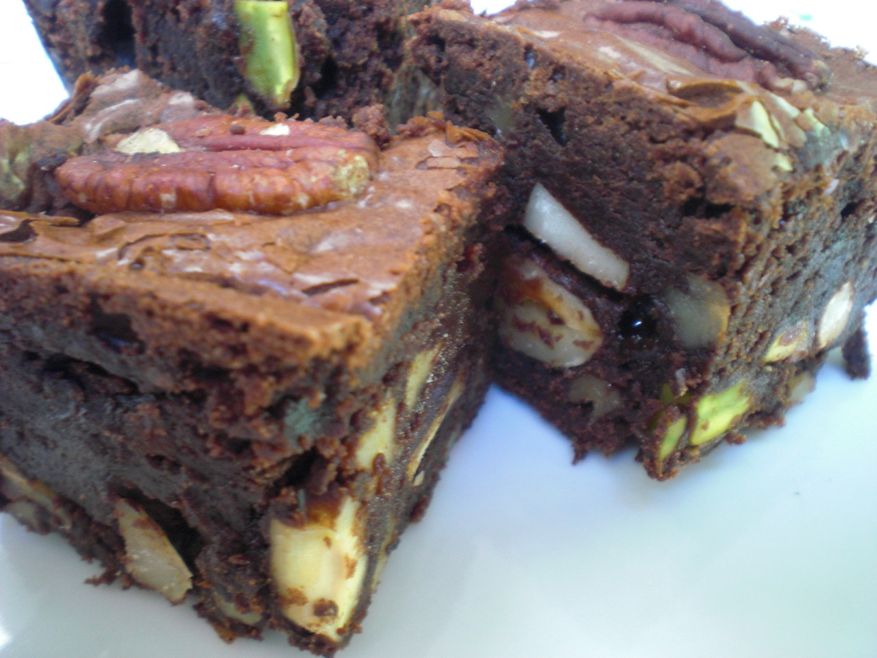nigella lawson chocolate brownies - pictures images photos - Bloguez