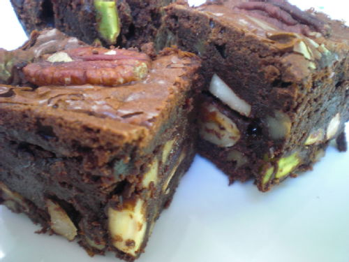 Coco and Me Luxury Chocolate Brownie