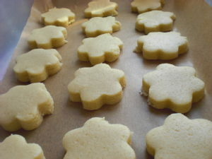 storing raw shortbread