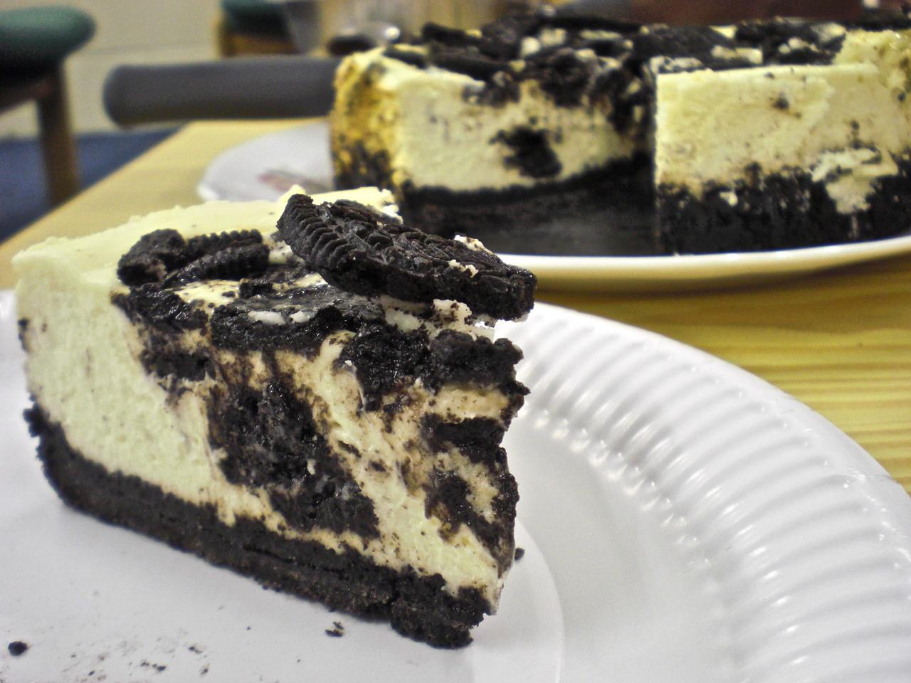 Easy oreo cheesecake recipe uk