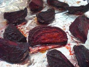 roasted beetroot