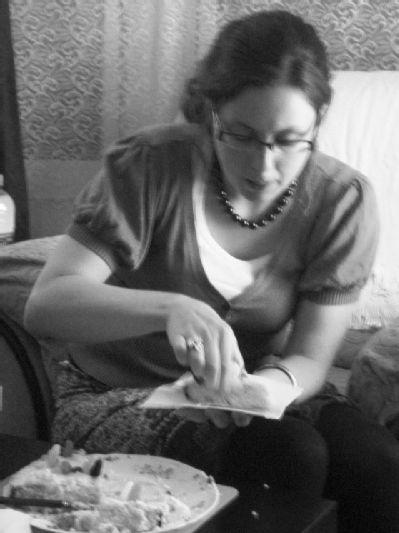 Sarah and Cake