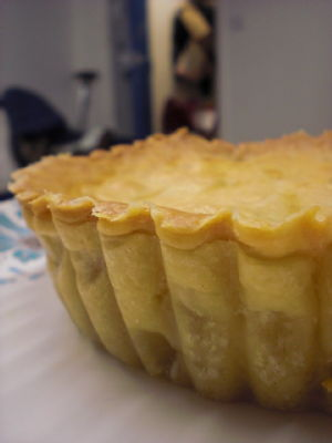 cheese and onion pie 2