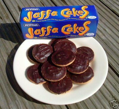 Jaffa Cakes Tax Uk