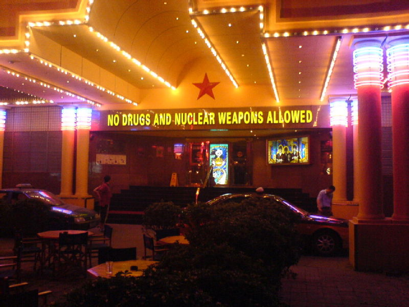 Is There Any Hard Rock Cafe In China