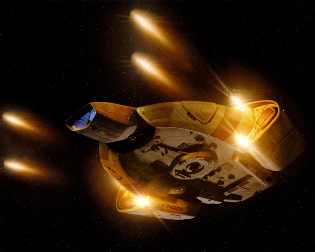 ds9 defiant firing 14 Powerful Ways How To Get Massive Traffic To Your Blog?
