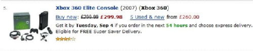 Amazon X-Box Elite