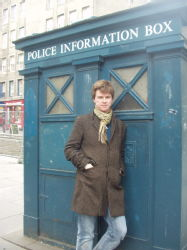 Myself materialised on Edinburgh High Street, Early-Quintuple Post Modern Period