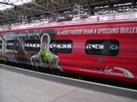 Superman Pendolino