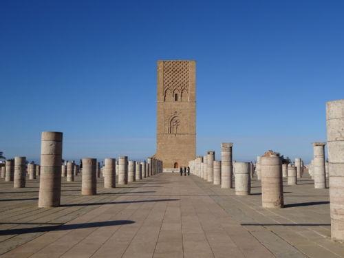 Hassan Tower at Rabat