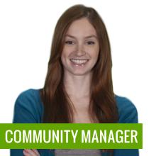 Jo Higbee, IGGY Community Manager