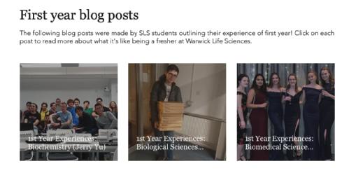 BioSoc Blog