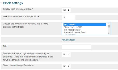 Select BBC Politics RSS