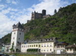 Castle on the Rhine