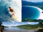 Ilha Grande - Lopes Mendes - Surfing