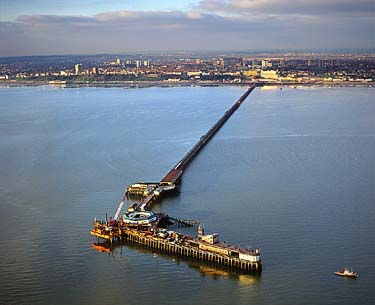 Southend Pier The Jarvism