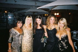 Bond girls and Jen