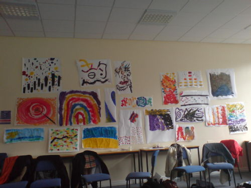 wall of creation