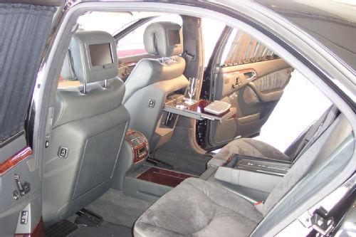Brabus SV12 Interior