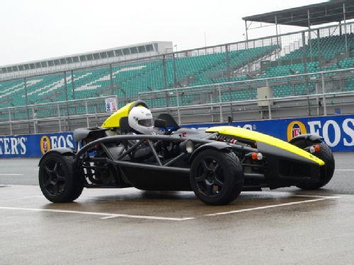 Ariel Atom at Silverstone