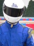 Could this man be an International Racing Driver?