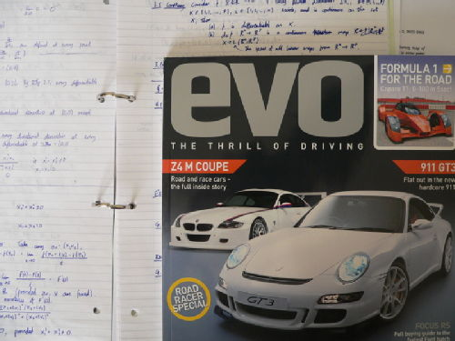 evo - the ultimate automotive journal