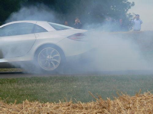 SLR Burnout