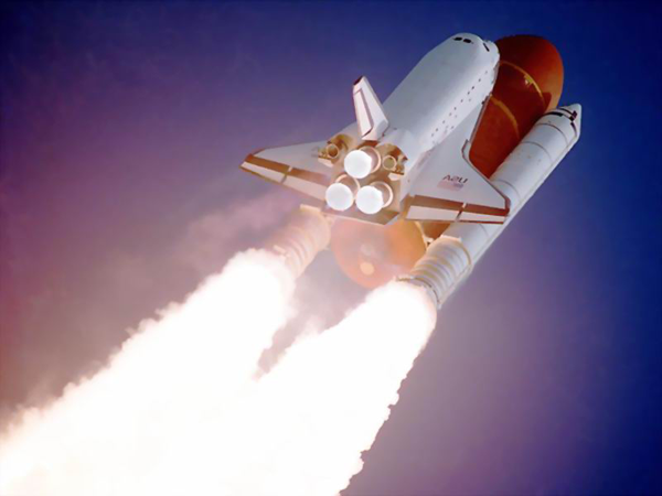 All 1 images tagged Space Shuttle,