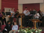 Church band