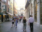 Dad and I, streets of Venice innit