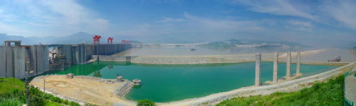 Three Gorges Dam