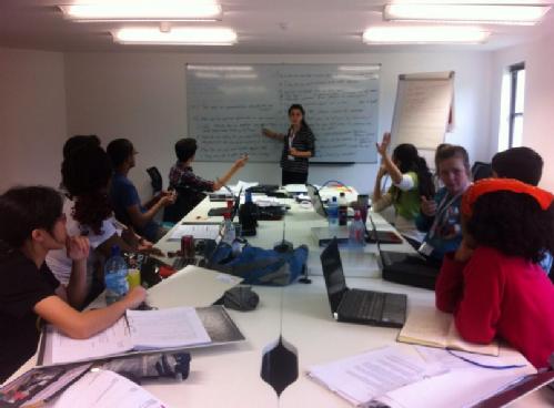 Group work -- Anne-Eléonore Deleersnyder