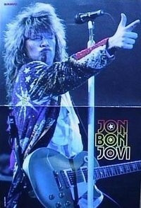 Bon Jovi: the Legend.