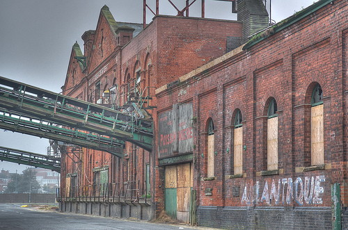 Grimsby Ice Factory