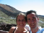 Steph & I at Teide