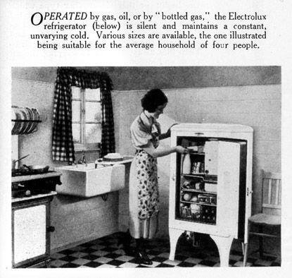 1930s fridge - 1930 S Home Design