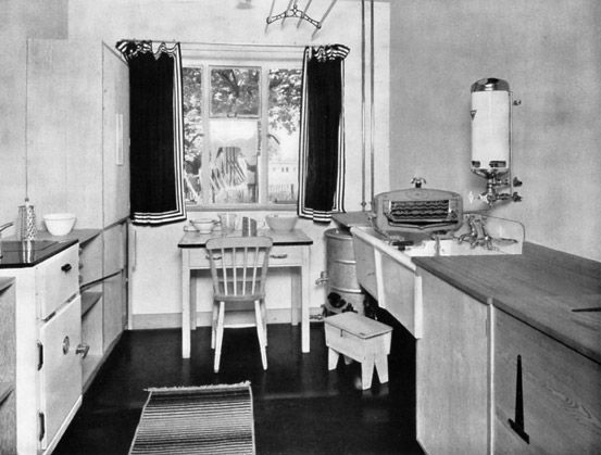 1930s kitchens, 08/02/06, karen mortimer's blog