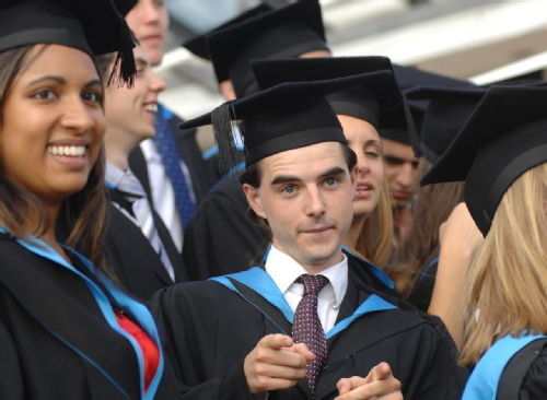 Suit up Graduates at the University of Warwick