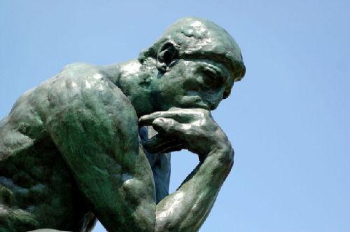 Image. Rodin