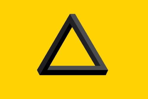 Image. Penrose triangle